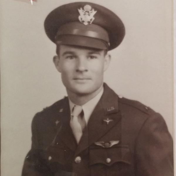 Post 351 Namesake Second Lieutenant Arden Holmes Hanes