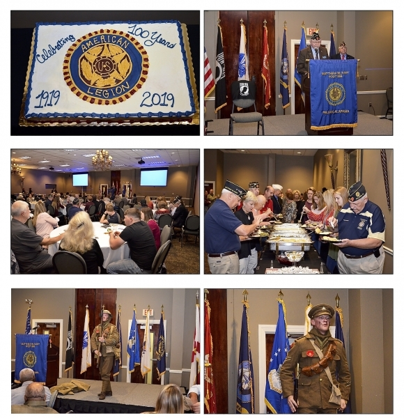 American Legion 100th Anniversary  Celebration
