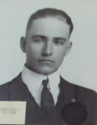 10th American Legion Post 129 Commander Bryan Kelly 1927-28