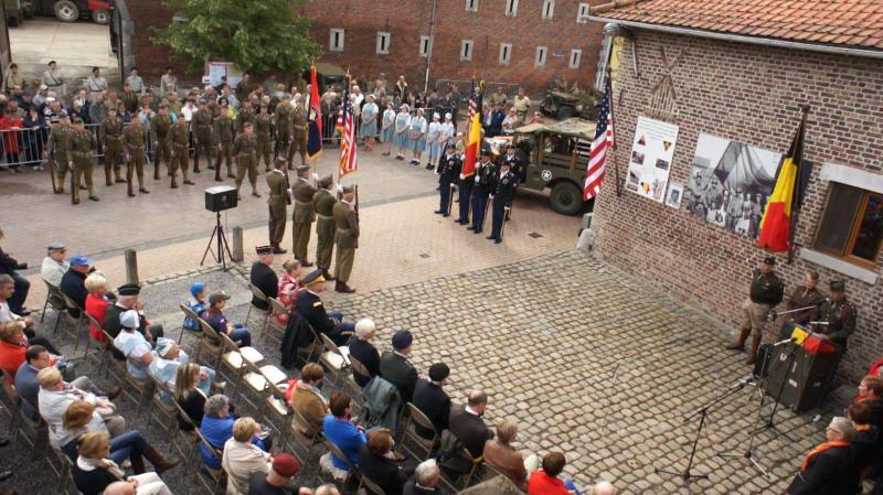 Borlo Liberation Ceremony