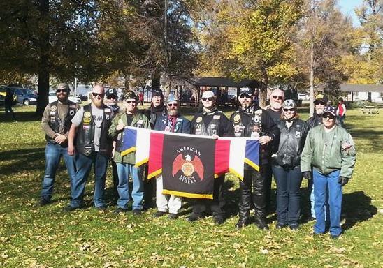 American Legion Riders chapter 15, charterd