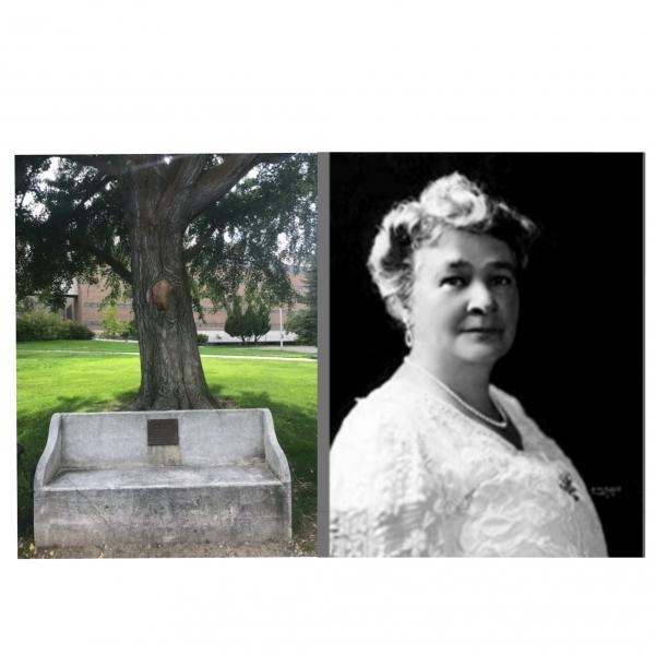 Madam Schumann-Heink visits Wenatchee Post