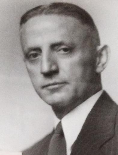 15th American Legion Post 129 Commander E. D. Stapley 1931