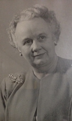 1922-23 Mrs Elnore (Clifford) Gassaway Auxiliary President