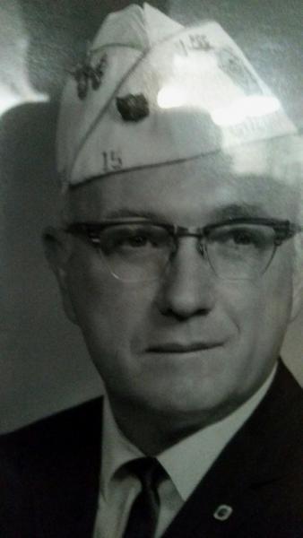 Harold Kelsey  Department Commander
