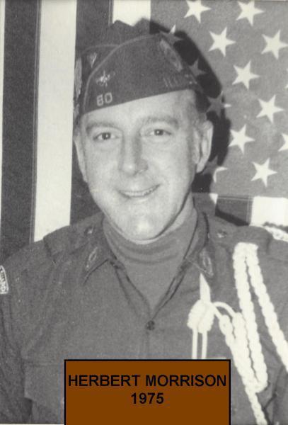 1975 Herbert Morrison begins Bicentennial Plans