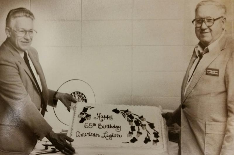65th American Legion Birthday of Post 15