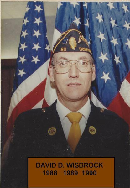 1989 David D. Wisbrock