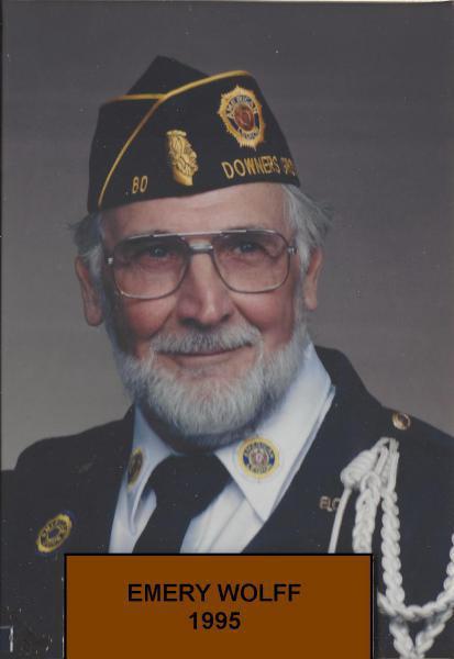 1995 Emery Wolff