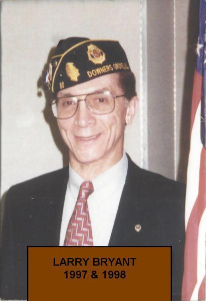 1997 Larry Bryant