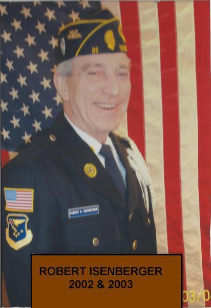 2003 Bob Isenberger