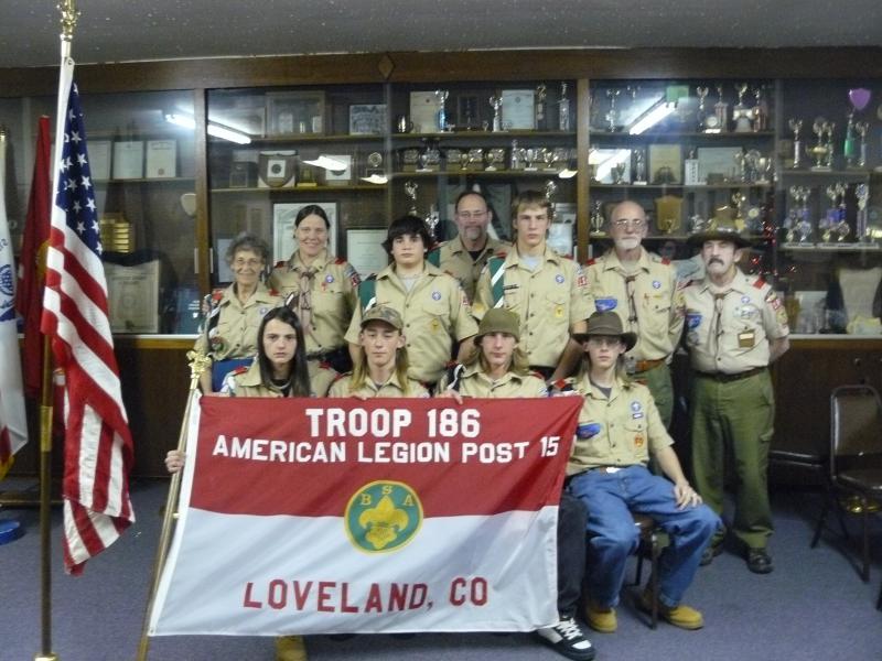 Boy Scout troop 186
