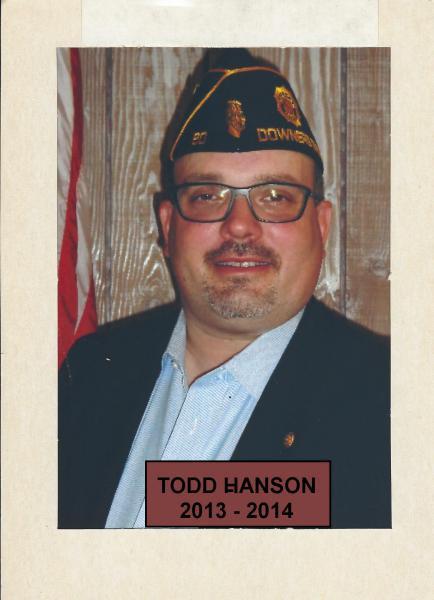 2013 Todd Hanson