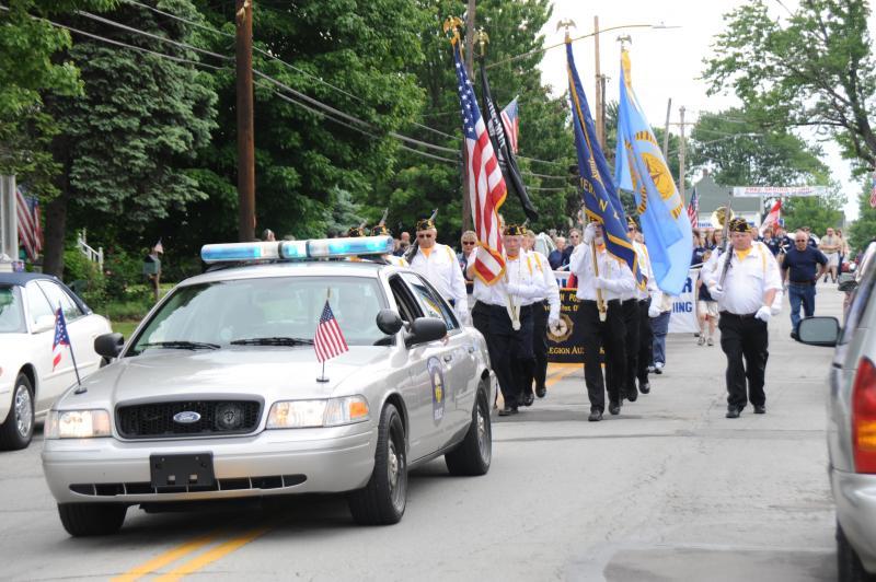 2013 Blanchester Memorial Day Parade