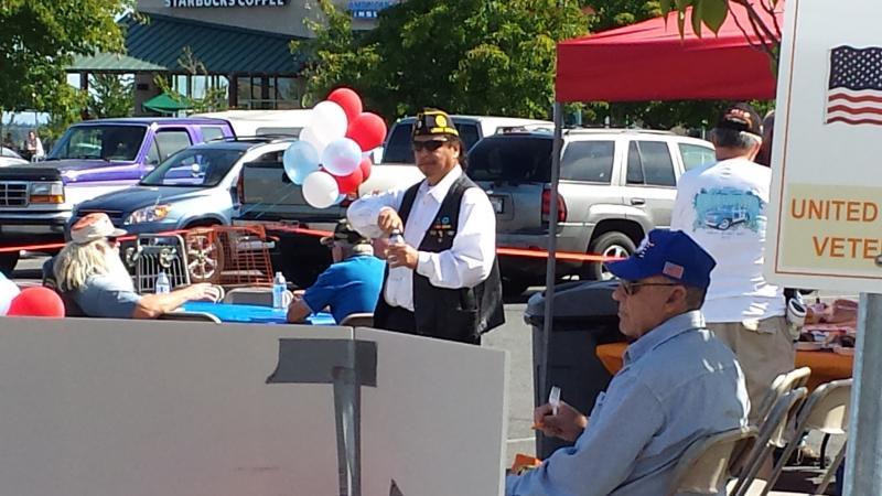 Honor Veterans at Home Depot Sequim, WA