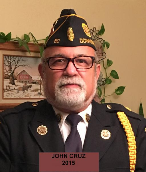 2015 John Cruz