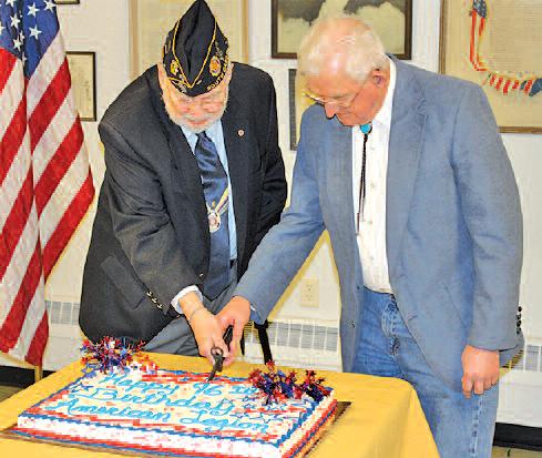 96th Legion Birthday Celebrated