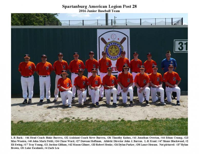 American Legion Post 28 Wins World Series