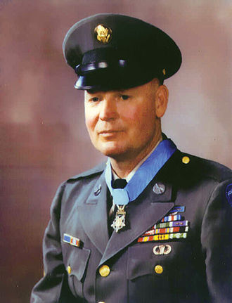 Finnis Dawson McCleery-  Congressional Medal of Honor recipient