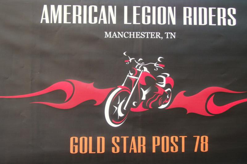 Post 78 Adds a Legion Riders Chapter