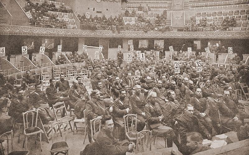 The Paris Caucus (March 15–17, 1919)