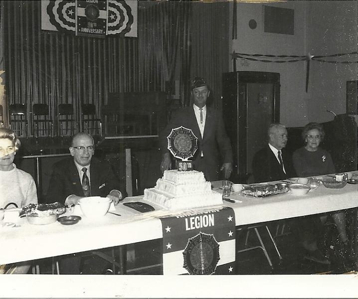 Happy 50th Birthday American Legion