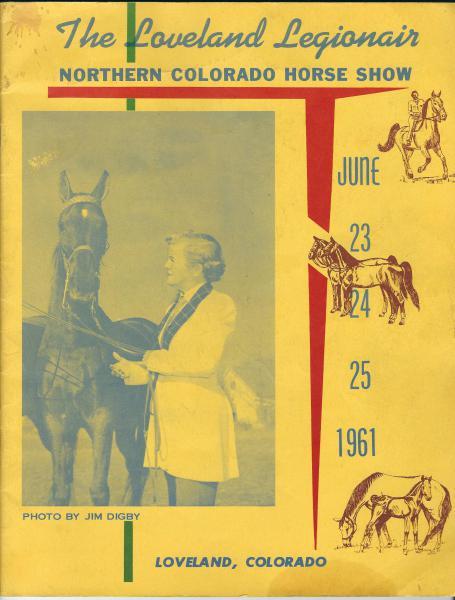 American Legion Post 15 Horse show