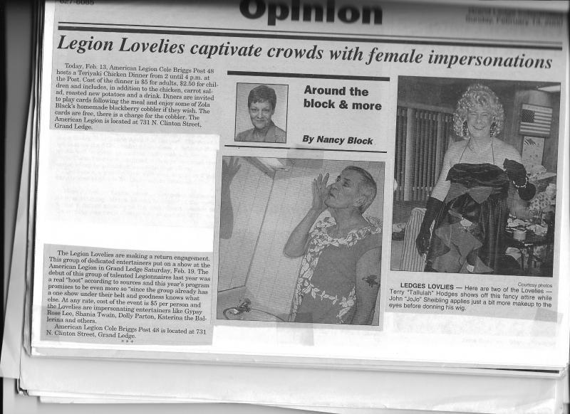 Legion Lovelies