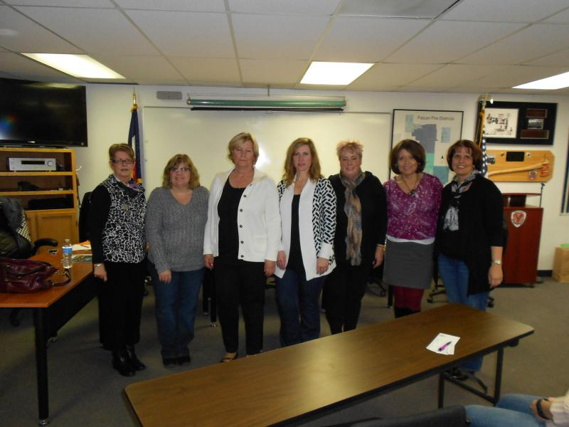 Post 2008 Ladies Auxiliary Established