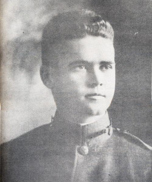 LT Benjamin Howard Gardner, Jr., KIA 2nd Battle of the Marne