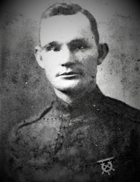 Gunnery Sergeant John M. Spruill, United States Marine Corps