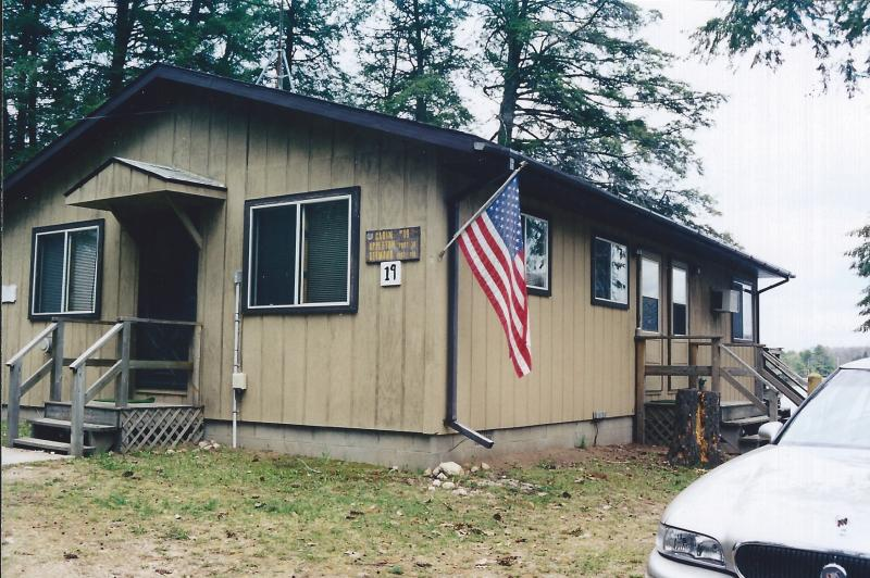 Seymour & Appleton Cabin #19 becomes a reality at Camp American Legion.
