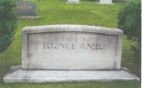 Charter Member Eugene Egbert McNeel