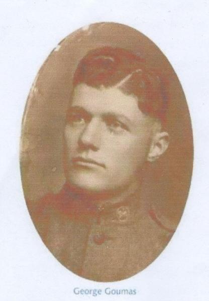 Charter Member George Goumas