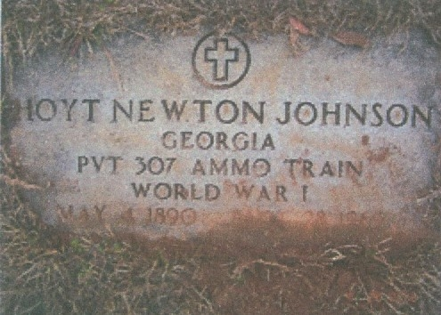 Charter Member Hoyt Newton Johnson