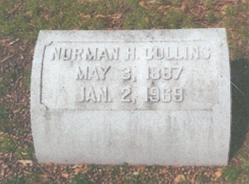 Charter Member Norman H. Collins