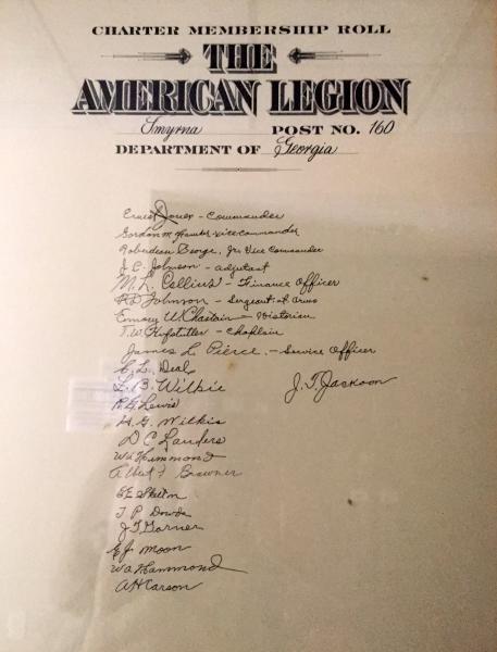 Post Charter Membership