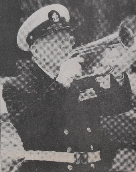 Chief McCoy Was A Post 351 Honor Guard Member