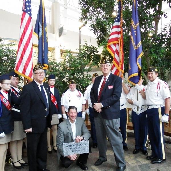 Korean War Memorabilia Donated to Woodbury VFW and American Legion