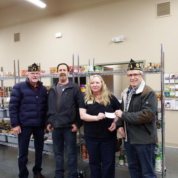 Woodbury American Legion Post 501 supports Local Community Organizations