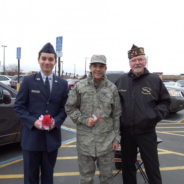 Woodbury American Legion Post 501 has Successful Poppy Days