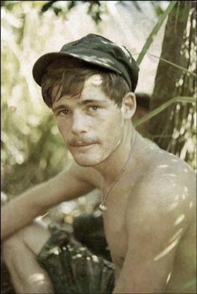 USMC SGT David W. Baker killed in Viet Nam