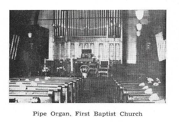 Church Dedicates Pipe Organ in Memory of Grigg