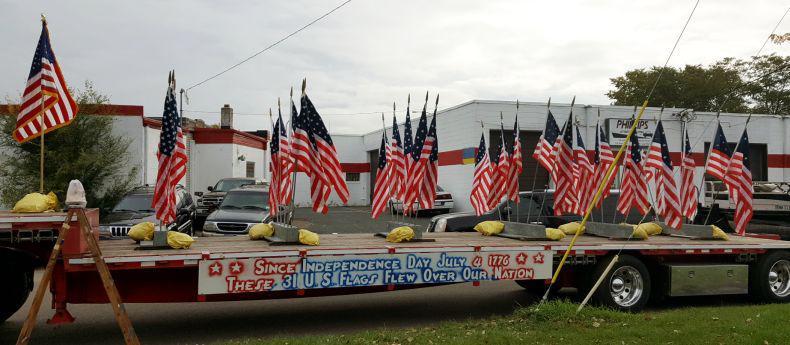 Handmade Flags