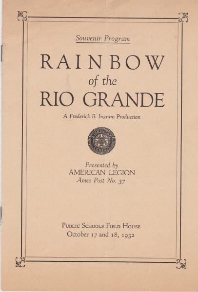 Rainbow of the Rio Grande