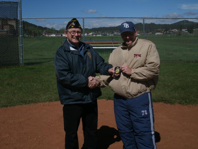 American Legion Baseball Returns to Custer