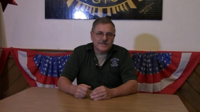 Gulf Wars Veteran