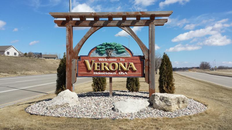 Verona Named Hometown, USA