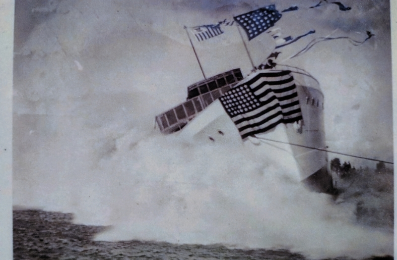 Sinking of the USCGC Escanaba