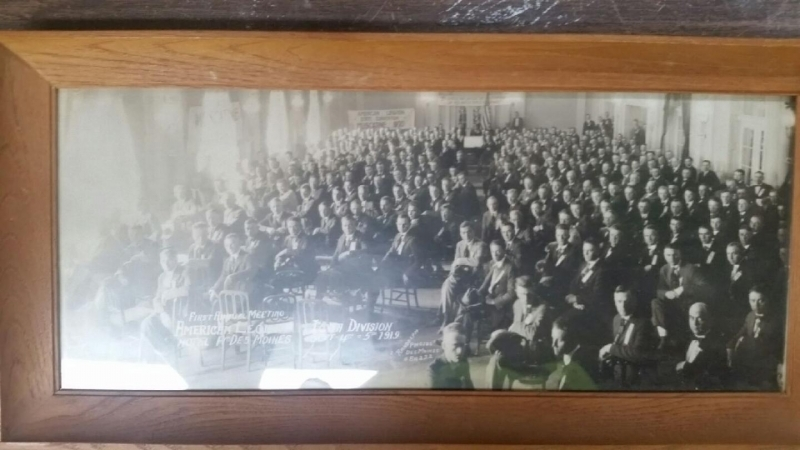 Department of Iowa's First Convention